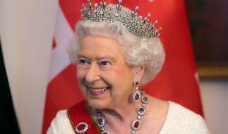 Queen Elizabeth II. hielt am 18. Mai 2016 ihre jährliche Thronrede. (Foto)