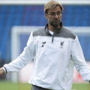 Jürgen Klopps erste und letzte Chance mit dem FC Liverpool (Foto)