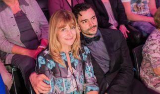 """Verliebten sich während des """"Let's Dance""""-Drehs: Nastassja Kinski und Ilia Russo. (Foto)"""