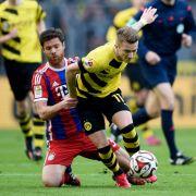 Bayern vs. Dortmund: So stehen die Chancen (Foto)