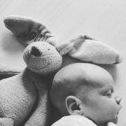 Vater warnt vor Herpes-Tod bei Babys (Foto)