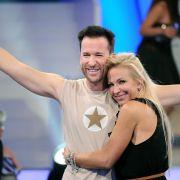 Michael Wendler mit seiner Frau Claudia.