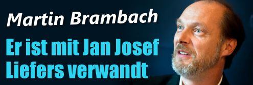 Martin Brambach ganz privat