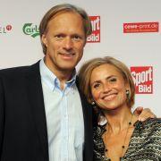 Ehe-Aus nach 11 Jahren: 2014 bestätigte Gerhard Delling einem Medienbericht zufolge die Trennung von seiner Frau Isabelle.