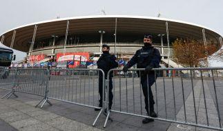 Das Stade de France in Paris gilt als besonders attraktives Anschlagsziel. (Foto)
