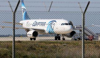 Nach dem Absturz der Egyptair-Maschine gibt es vom Auswärtigen Amt keine aktuelle Reisewarnung. (Foto)