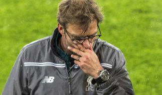 Jürgen Klopp hat wieder einmal ein Finale verloren. (Foto)