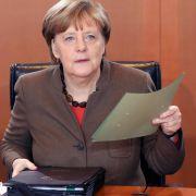 Merkel plant Steuersenkungen nach Bundestagswahl (Foto)