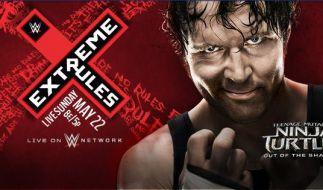 "Dean Ambrose (Foto) trifft bei ""Extreme Rules"" auf Chris Jericho. (Foto)"