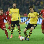 Bayern gewinnt im Elfmeterschießen gegen Dortmund (Foto)