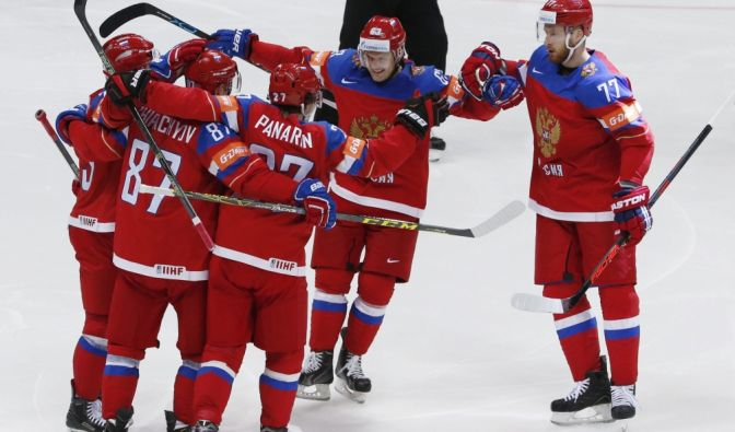 Eishockey WM 2016 - Halbfinale als Wiederholung sehen