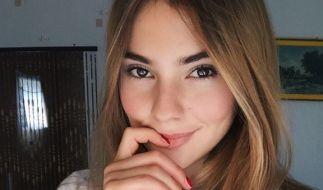 Topmodel Stefanie Giesinger geht neue Wege. (Foto)