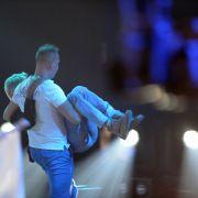 Auf der Bühne! Matthias Reim bricht in TV-Show zusammen (Foto)