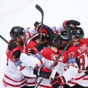 Kanada zum 26. Mal Eishockey-Weltmeister, Russland holt Bronze (Foto)
