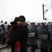 Menschenunwürdige Verhältnisse: Idomeni soll geräumt werden (Foto)