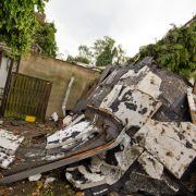 Tornado tobt über NRW! Häuser wegen Einsturzgefahr evakuiert (Foto)