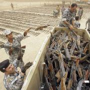 Irak beginnt Militäroperation gegen den IS (Foto)