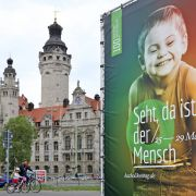 Leipzig begrüßt Katholiken - Alle wichtigen Infos zum 100. Jubiläum hier (Foto)