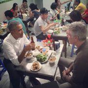 Starkoch speist Obama mit Billig-Essen ab (Foto)