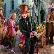 Alice und Tim Burton lassen es im Wunderland wieder krachen! (Foto)