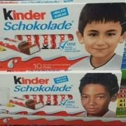 Pegida-Anhänger hetzen gegen Kinderschokolade (Foto)