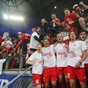MSV Duisburg steigt ab, Würzburger Kickers zurück in 2. Liga (Foto)