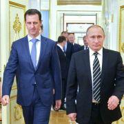 Russlands verwirrende Kriegsführung in Syrien (Foto)
