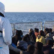 Erneut 3.000 Flüchtlinge gerettet! (Foto)