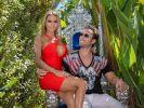 Protz-Paar Bastian und Maria Yotta genießen ihr Leben im Luxus. (Foto)