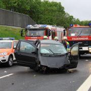 2 Kinder bei Verkehrsunfall in Bayern getötet (Foto)
