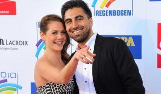 Felicitas Woll und Emrah Kacarok waren einst ein Paar. (Foto)