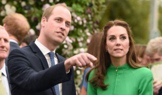 Alles aus beim royalen Traumpaar? In der der Ehe zwischen Kate und William soll es mächtig kriseln. (Foto)