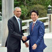 """Nach 71 Jahren hat Obama noch immer kein """"Sorry"""" für Atombombe (Foto)"""