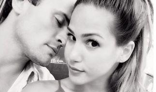 Angelina Heger und Rocco Stark sind seit Januar ein Paar. (Foto)