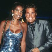 Mit ihm jettete sie um die Welt. Dieses Bild entstand bei der Verleihung des World Music Awards.