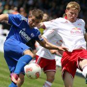 Regensburg, Lotte und Zwickau schaffen Aufstieg in die 3. Fußball-Liga (Foto)