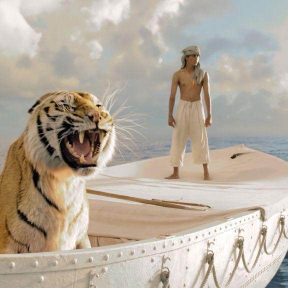 Tiger, Hyäne  Co.! So verläuft Pi Patels Reise (Foto)