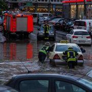 Hagel  Starkregen! Das droht Deutschland an diesem Wochenende (Foto)