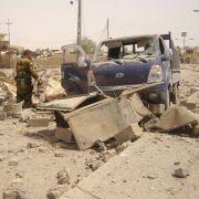 Irakische Offensive im Kampf um IS-Hochburg Falludscha hat begonnen (Foto)