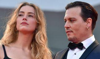 Amber Heard und Johnny Depp waren nur 15 Monate verheiratet. (Foto)