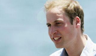 Auch Prinz William weiß: Was zählt ist auf'm Platz! (Foto)