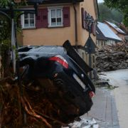 Örtlich gab es das schlimmste Hochwasser seit zwei Jahrzehnten.
