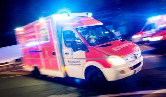 Tragisches Unglück auf der A4. Ein Mensch wurde von gleich mehreren Autos erfasst. (Foto)