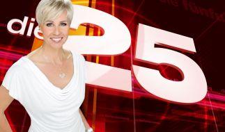 """Sonja Zietlow präsentiert """"Die 25 außergewöhnlichsten Helden des Alltags"""". (Foto)"""