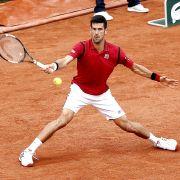 Djokovic und Murray im Herren-Finale beim Tennis (Foto)