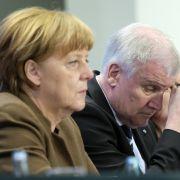 GroKo rutscht ab! Bringt das Krisengespräch die Union wieder auf Kurs? (Foto)