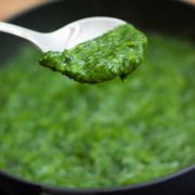 Plastik im Gemüse? Iglo ruft Spinat zurück (Foto)