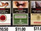 In Kanada wurden die Schockbilder im Jahr 2001 eingeführt. Dort fiel der Anteil der Raucher von 24 auf 17 Prozent. (Foto)