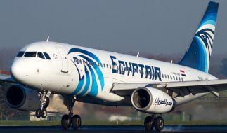 Das Flugzeug MS804 verschwand am 19.Mai auf der Route von Paris nach Kairo. (Foto)