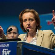 Beatrix von Storch: Merkel will die EM abschaffen (Foto)